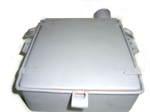 Air Filter Box -exact Repro Part Ready To Paint Fits Triumph 3HW available at Online at Royal Spares