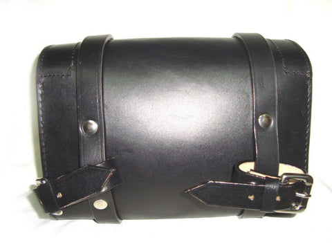 New Bonneville Customized Genuine Leather Tool Bag Fits Triumph available at Online at Royal Spares