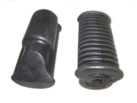 Electra Footrest Rubber Pair Fits Royal Enfield available at Online at Royal Spares