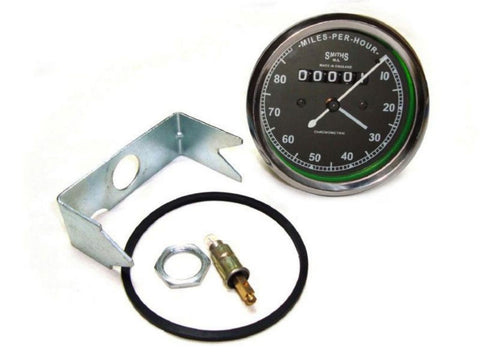 Smiths Speedo 0-80 + Hub Drive + FW Speedometer Cable Fits Royal Enfield available at Online at Royal Spares