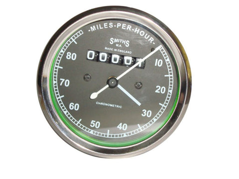 0-80 Smiths Speedometer With 54 Inches + Long Speedo Cable Fits Royal Enfield available at Online at Royal Spares
