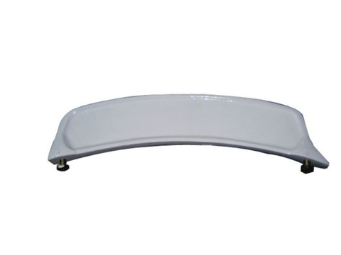 New White Front Mudguard Number Plate Fits Vintage Motorcycles available at Online at Royal Spares