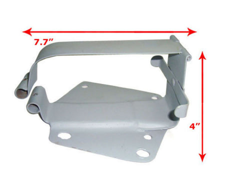 Ready To Paint Complete Battery Carrier Fits BSA B31 B33 available at Online at Royal Spares