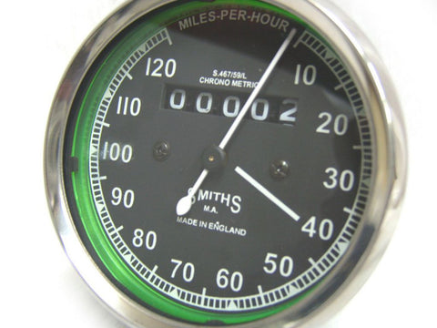 Smiths Speedo 18 Units Fits Royal Enfield,AJS, BSA -Wholesale available at Online at Royal Spares