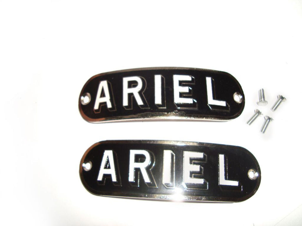 New Ariel Chrome Meter Plate @ Dispensers & Accessories Business & Industrial
