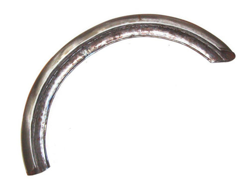 Front Bare Metal Mudguard / Fender Fits Vintage Norton 16H available at Online at Royal Spares