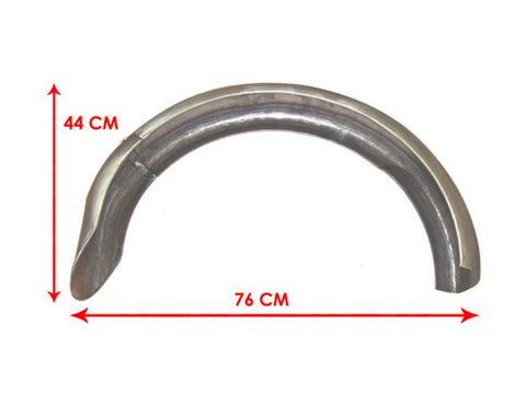 Brand New Bare Metal Rear Mudguard/Fender Fits Vintage Norton 16H available at Online at Royal Spares