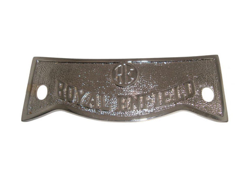 Brass Fork Crown Plate Fits Royal Enfield available at Online at Royal Spares