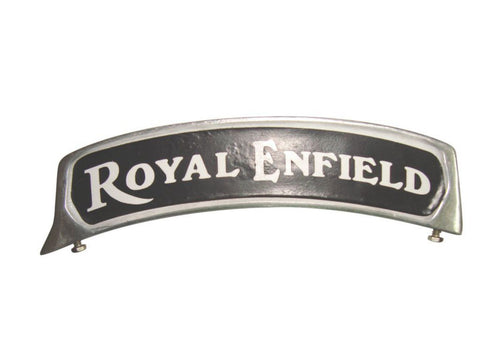 Mudguard Alloy Number Plate Fits Royal Enfield available at Online at Royal Spares