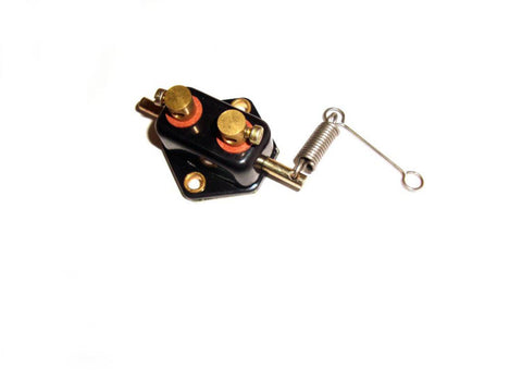 Stop Light Switch With Spring Fits Royal Enfield available at Online at Royal Spares