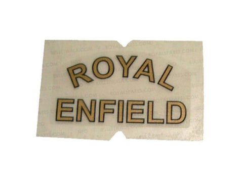Rear Mudguard Stickers Fits Royal Enfield Classic EFI C5, available at Online at Royal Spares