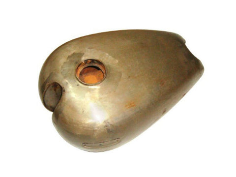 Raw Finish Gas/Fuel/Petrol Tank For Fits Vintage Ariel 500cc Model available at Online at Royal Spares