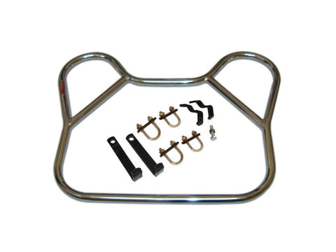 Front Crash Bar/Engine Bar Guard With Fixings Fits  Royal Enfield available at Online at Royal Spares