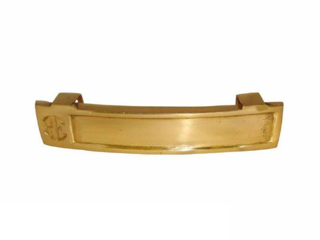 Buy Hi Quality Customized Brass Front Fork Crown Plate Fits Royal