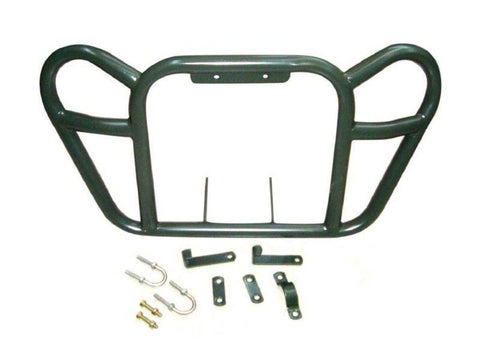 Hi Quality Green Butterfly Crashbar/Engine Guard Fits Royal Enfield available at Online at Royal Spares