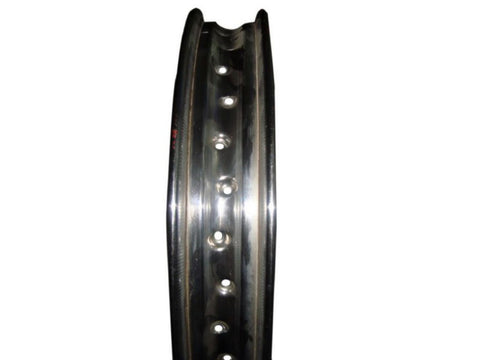 "Brand New Chrome Finish 3.75 X 18"" Rim Heavy Duty 36 Holes Fits Vintage Bikes available at Online at Royal Spares"