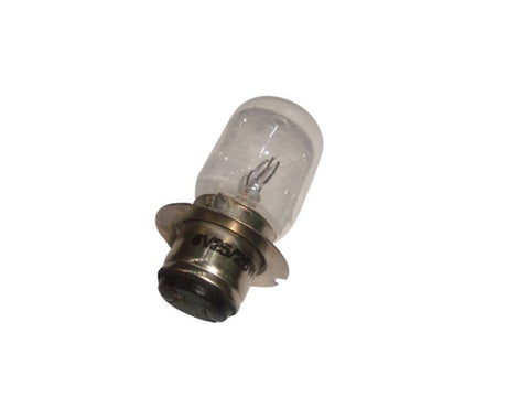 Brand New 2 Pieces BPF 6V- 25/25W Headlamp Bulb Fits Motorcycles, Scooters, Cars, Tractors available at Online at Royal Spares