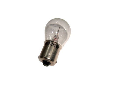 Pack Of 10 Pcs 6v 25w Headlight Bulb Fits Cars, Scooters, Motorcycles available at Online at Royal Spares
