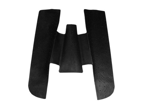 Complete Floor Mat Matting Rubber Black LML Star Stella Fits Vespa PX PE T5 PE available at Online at Royal Spares
