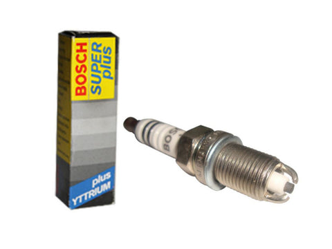 Bosch Super Plus Spark Plug FLR8LDCU+ ( +9 ) Fits Cars, Scooters, Motorcycles available at Online at Royal Spares