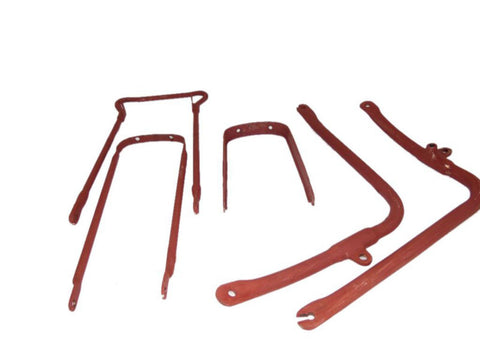 Plunger Mudguard's (Front And Rear) Stays Fits BSA B31/B33 available at Online at Royal Spares