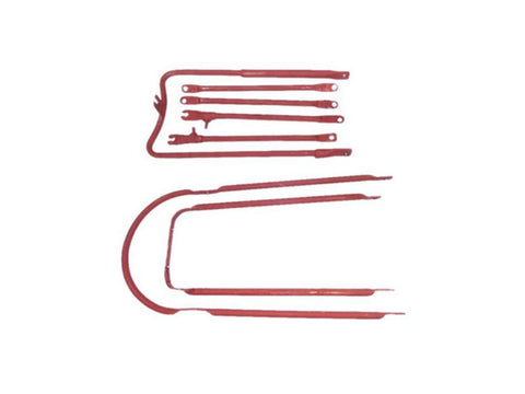 Brand New Front And Rear Mudguard 's Stays Fits BSA M20 Model available at Online at Royal Spares