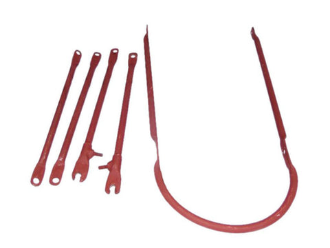 Rear Mudguard's Stays Fit BSA M20 Models available at Online at Royal Spares
