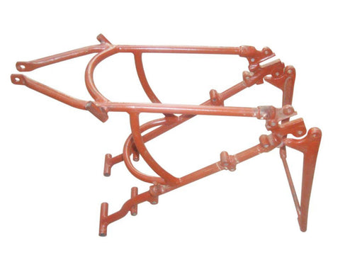 New High Quality Body Frame Assembly Fits Vintage Royal Enfield available at Online at Royal Spares
