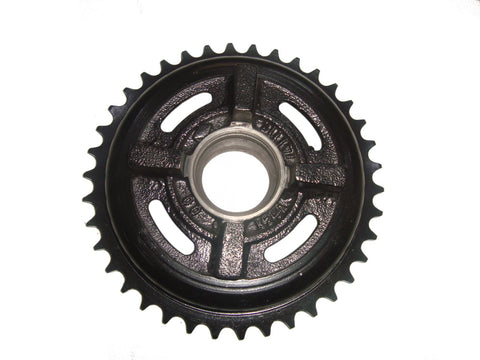 Brand New Rear Wheel Sprocket Brake Drum - Classic Royal Enfield Bullet 500cc