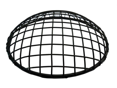 Best Quality 7' Head Light Grill Black Powder Coated Fits Royal Enfield available at Online at Royal Spares