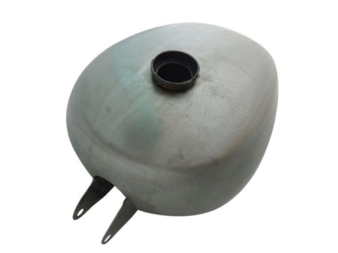 Customized Thunderbird Small-Ready To Paint/Chrome Fuel Tank-Raw Fits Royal Enfield available at Online at Royal Spares