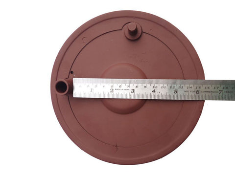 New Rear Wheel Brake Anchor Plate Red Oxide Fits Triumph W1112 650 T120 TR6 500 T100 available at Online at Royal Spares