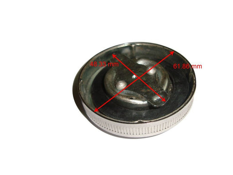 Brand New  Petrol/Gas Cap Fits Vintage Bikes available at Online at Royal Spares