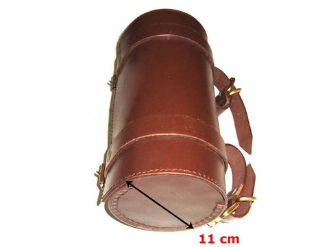 Tool Roll Bag Handcrafted Personalized Genuine Neo Leather Fits Royal Enfield, AJS, Triumph, BSA