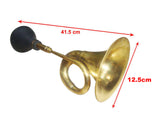 Brass Bulb Horn Fits Vintage Veteran Hotrod Truck  Car Taxi Clown