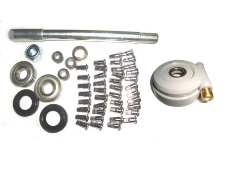 Brand New Disc Brake Conversion Hardware Kit Fits Royal Enfield