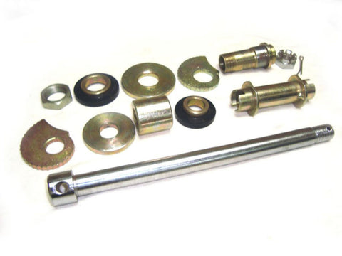 Hi Quality Complete Rear Hub Spindle Kit (14 Pcs) Fits Royal Enfield