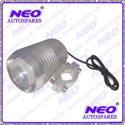 Universal New Bright 30w U2 Led Spot Light Bulb Fits All Motorcycles available at Online at Royal Spares