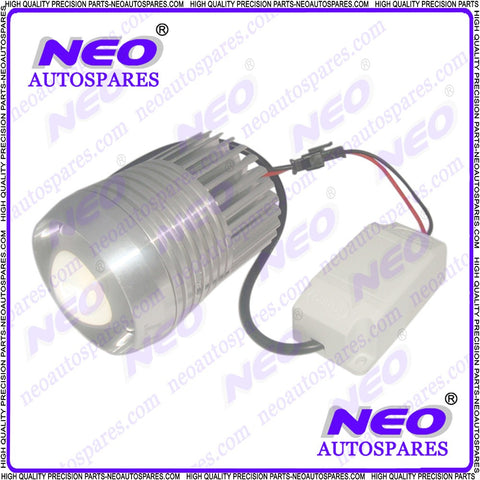 LED Headlight CREE  U2 30w Fits Bike, Truck, Dirt Bike, ATV, Motor Car available at Online at Royal Spares