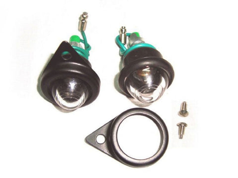 12 Volt Pilot Lamps With Bulbs Fits Royal Enfield Bikes