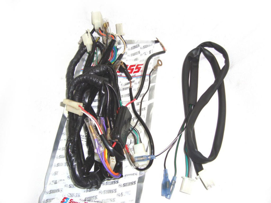 Fabulous Wiring Harness Fits Royal Enfield Thunderbird Models Royal Spares Wiring 101 Tzicihahutechinfo