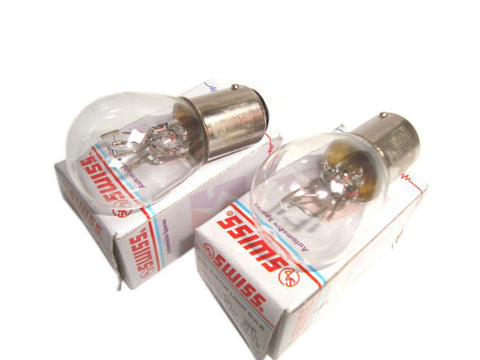 6V-21/5w Tail Light Bulb Fits Royal Enfield  Bullets