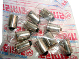 200 Pcs Of Miniature Bulb 12v-3.4w Fits Royal Enfield Speedometer,Parking Light,Pilot Lamps