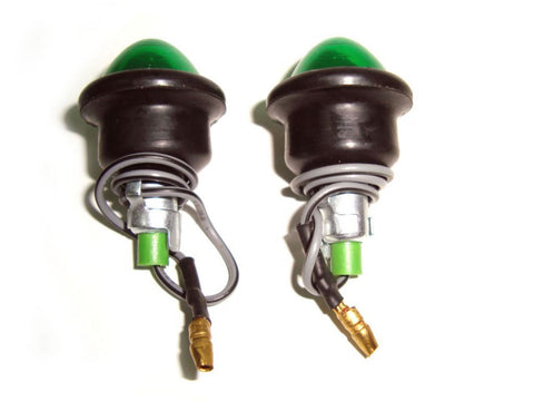 12 Volt Pilot Lamps Fits Royal Enfield Motorcycles