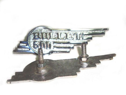 Pair Of Toolbox Badges Fits Royal Enfield 500cc Models
