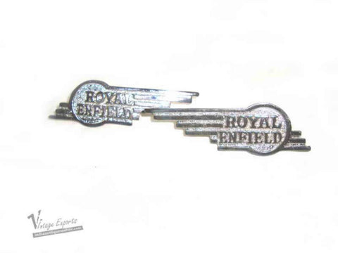 Toolbox Badges Fits Vintage,Royal Enfield 350cc,200cc Models