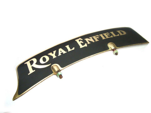 Front Mudguard Number Plate Fits Royal Enfield,BSA,Norton,Indian, Triumph available at Online at Royal Spares