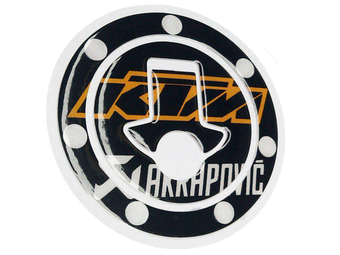 KTM Fuel Tank Cap pad Protector Sticker Fits KTM Decal Duke 125 200 390 RC