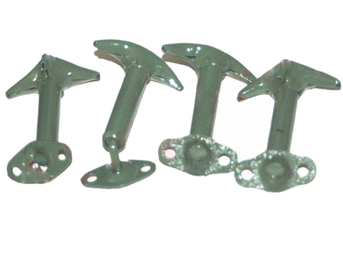 Bonnet Hood Clip Latch Set of 4 Military Green Wrangler Willys Ford Jeep