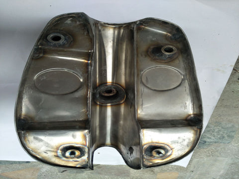 Brand New Stainless Steel Motorcycle Petrol Tank  Fits Vintage BSA Catalina